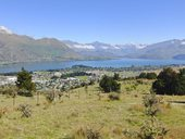 Wanaka z Mt Iron