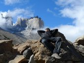 NP Torres del Paine - W trek, Chile