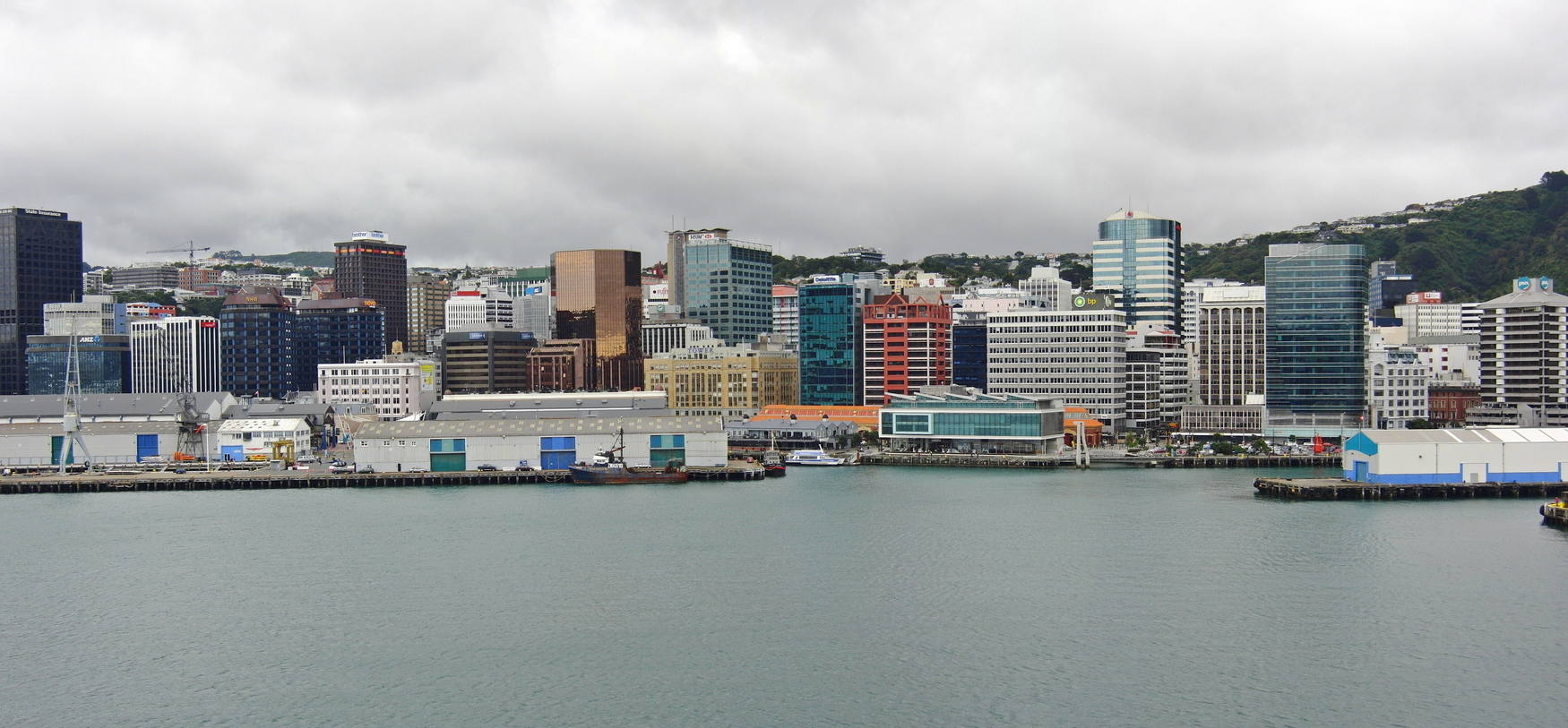 trajekt do Picton-Wellington