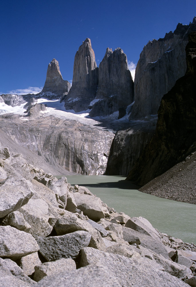 NP Torres del Paine, Chile.