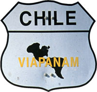Expedice Chile 2003