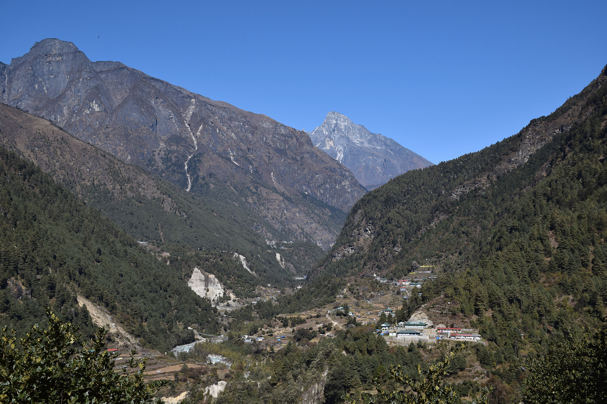 Everest Base Camp Trek, Himálaj, Nepál